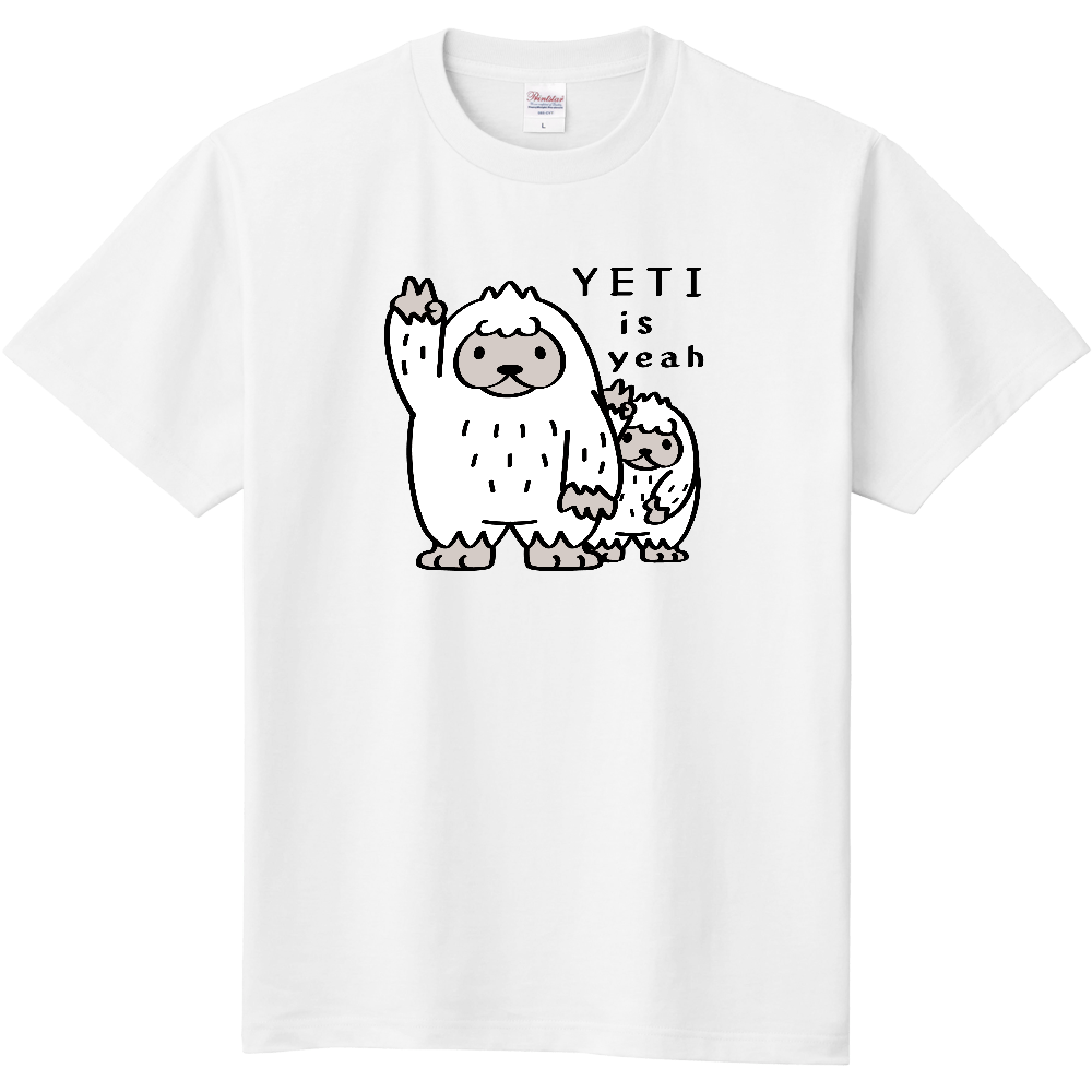 CT94 YETI is yeah*A Up-T リンク
