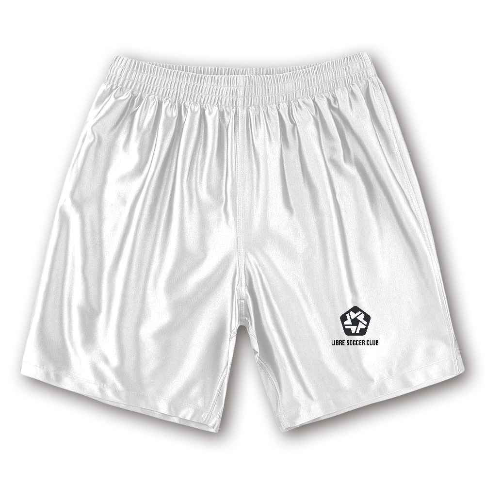 りーぶるサッカー部のオリジナルサッカーパンツ(ホワイト)